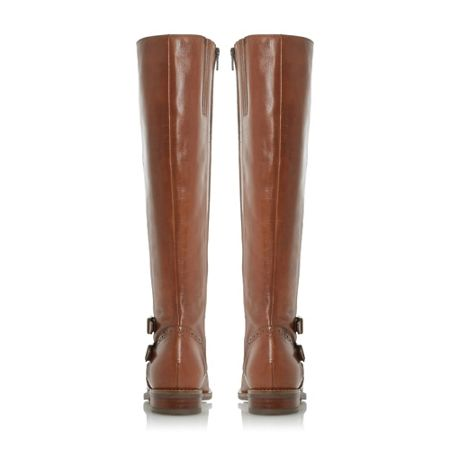 Linea Tulley double strap riding boots