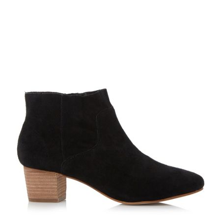Steve Madden Allday western ankle boots