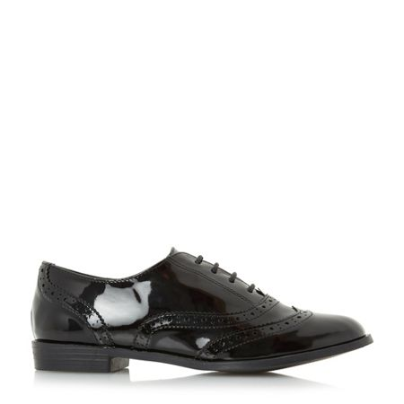 Linea Filo lace up brogue loafers