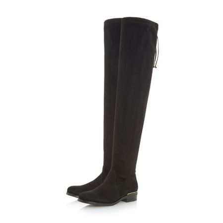Dune Taliah stretch boots