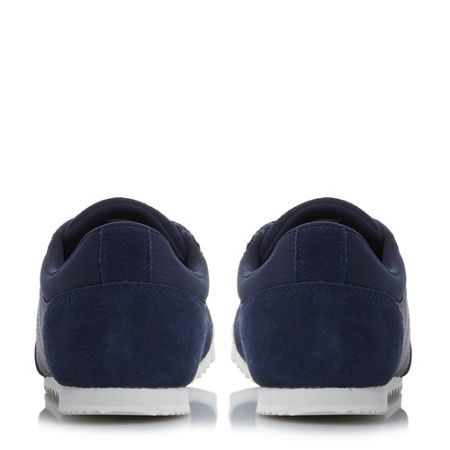 Lacoste Romeau suede detail trainers