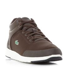Lacoste Tarru-light hi-top trainers