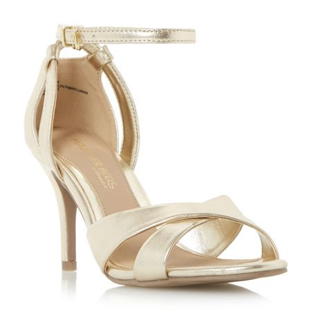 Head Over Heels Maddie minimal sandals