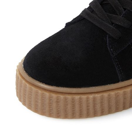 Steve Madden Holllly flatform trainers