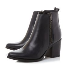 Steve Madden Porta side zip ankle boots