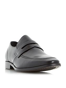 Raleighs chisel toe saddle loafers