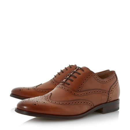 Dune Rugby oxford brogue shoes