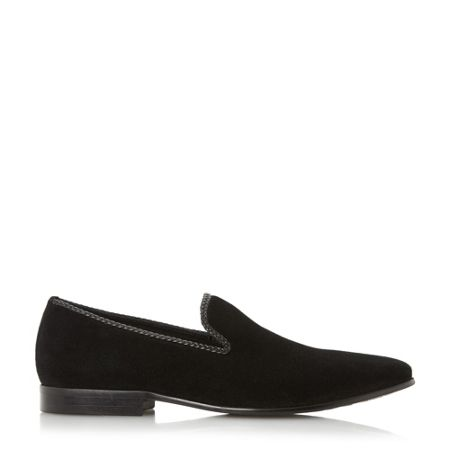 Dune Riverview Plait Detail Slipper Shoes