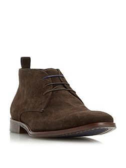 Murray Two Toned Lace Chukka Boots