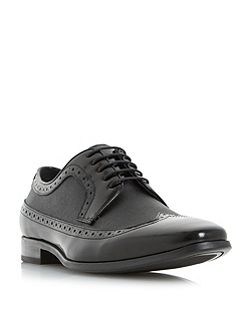 Rhino Saffiano Leather Gibson Shoes