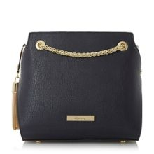 Dune Dain chain detail cross body bag