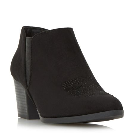 Head Over Heels Poppys ankle boots