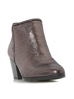Peta elasticated insert ankle boots