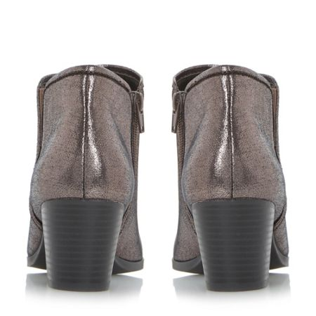 Head Over Heels Peta elasticated insert ankle boots