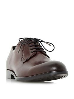 Radio city high shine formal derby shoes