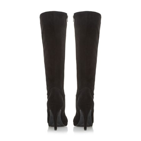 Linea Starie dressy knee high boots
