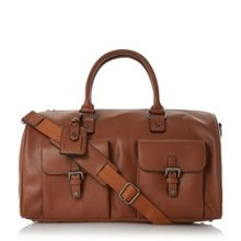 Dune Paddington pocket front holdall bag