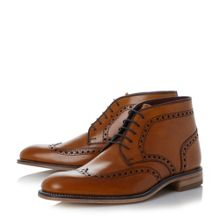 Loake Errington brogue boots