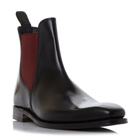 Loake Ferrers gusset chelsea boots