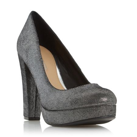 Head Over Heels Adele platform high heel court shoes