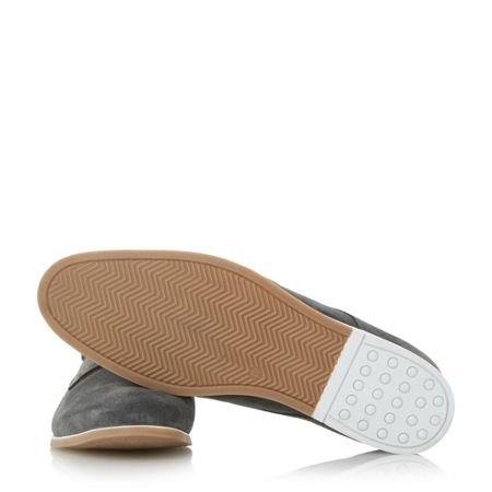 Dune Bourne gibson plain wedge shoes
