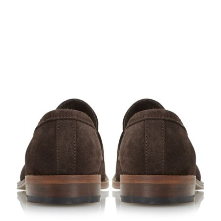Dune Buckingham casual penny loafers