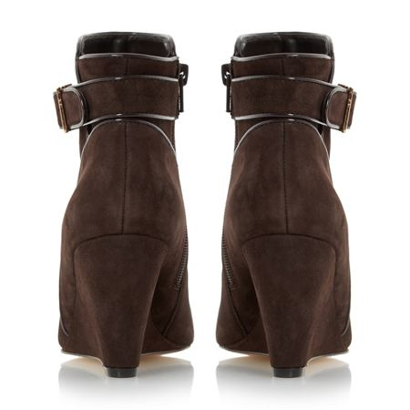 Biba Olivier wedge ankle boots