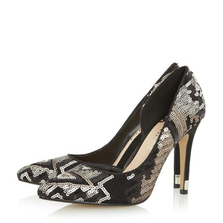 Biba Damares  d`orsay court shoes