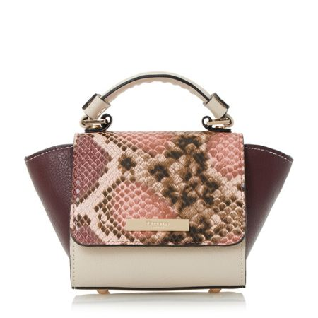 Dune Sandrine-mini winged bag