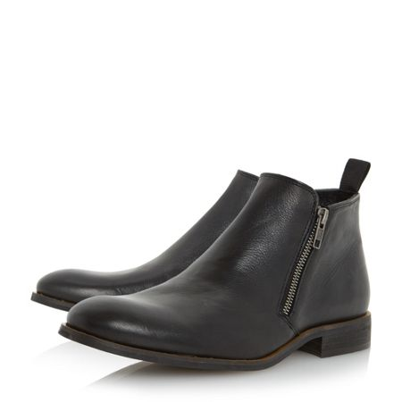 Dune Mackles double side zip boots
