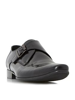 Ralphie formal single monk shoes