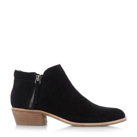 Steve Madden Tobii side zip ankle boots