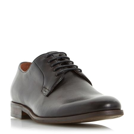 Dune Reade plain round toe gibson shoes