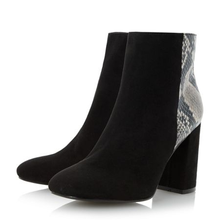 Head Over Heels Odessa heeled ankle boots