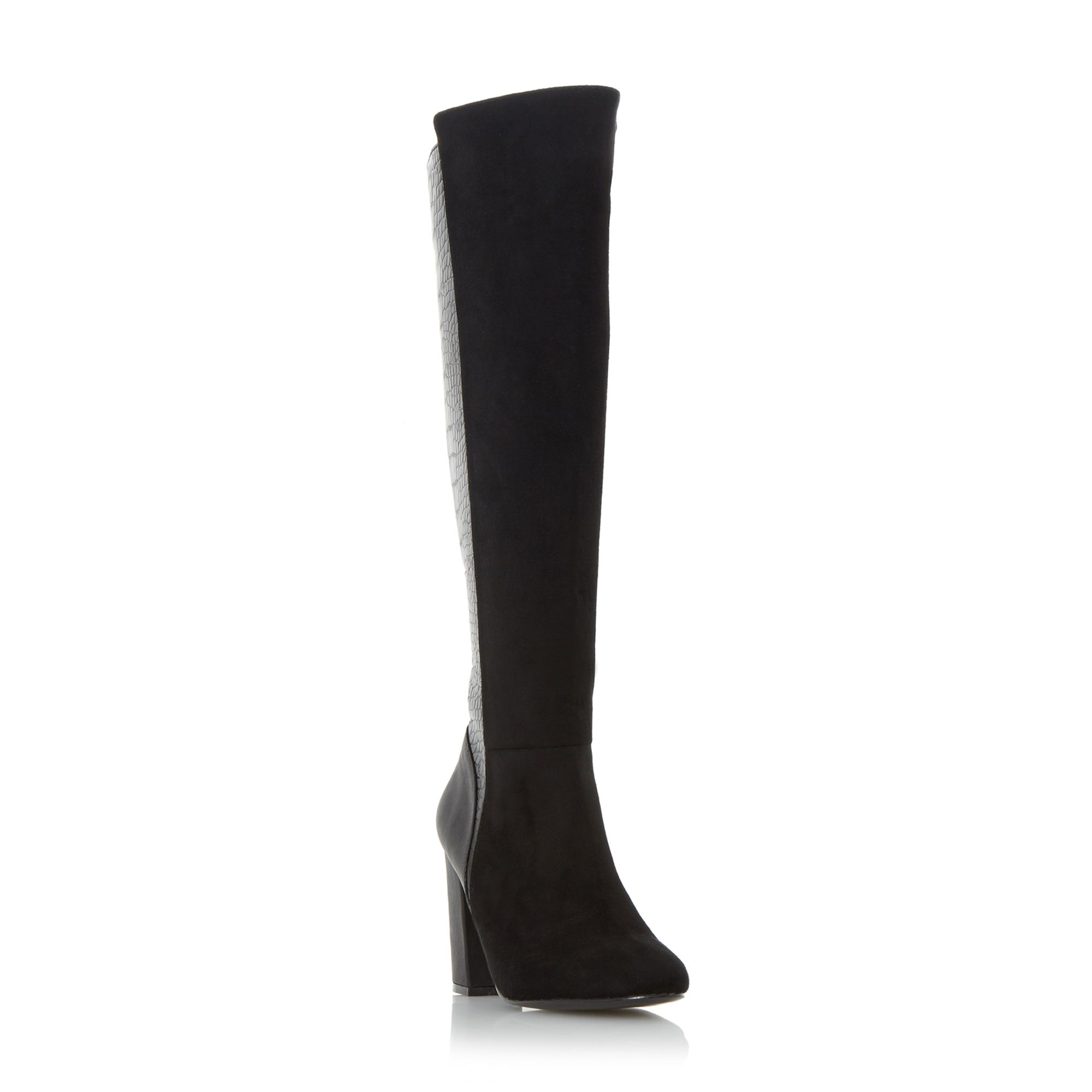 Head Over Heels Shoshanna over the knee boots Black