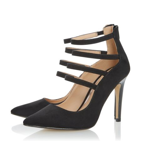 Head Over Heels Alora strappy courts