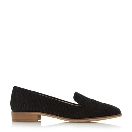 Dune Grainger slipper cut loafers