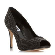 Dune Dinaa peep toe high court shoes