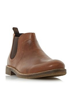 Cattle leather chelsea boots