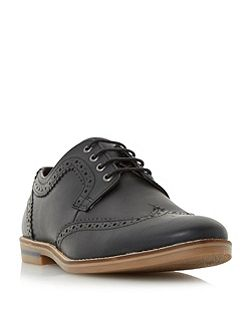 Beets casual lace up brogue shoes