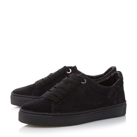 Linea Comfort Ellizer lace up skater shoes
