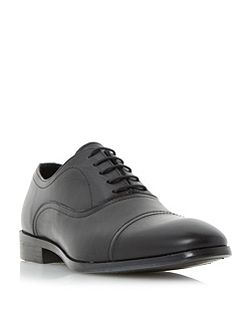 Ripler toe cap detail oxford shoes