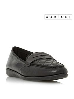 Gazel quilted loafers