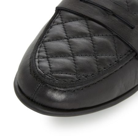 Linea Comfort Gazel quilted loafers