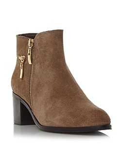 Pemberley point ankle boots