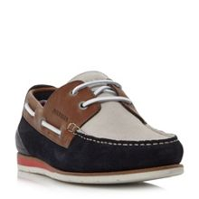 Tommy Hilfiger Coast 1c wedge sole boat shoes
