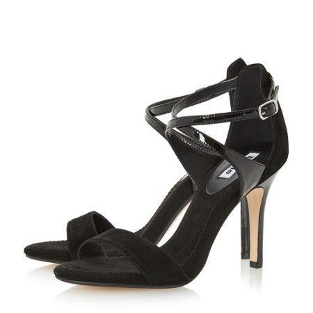 Dune Madeleine strappy heeled sandals