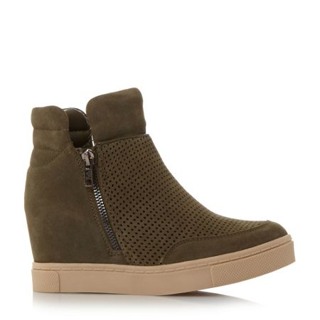 Steve Madden Linqs-p hidden wedge trainers