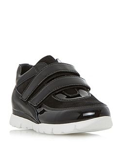 Erron double strap trainers