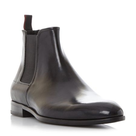 Hugo Boss Dressapp formal chelsea boots